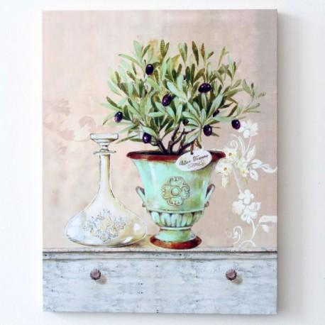 Obraz na plátně Olivy 45 cm