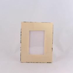 Dřevěný fotorámeček 19 cm