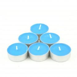 Čajové svíčky vonné Vitality, 6 ks