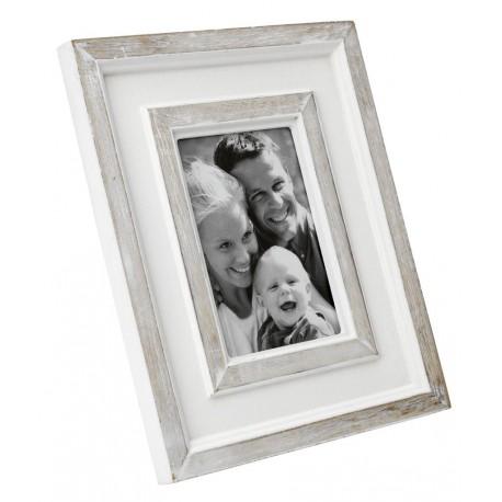 Dřevěný fotorámeček Sivert 22 x 27 cm