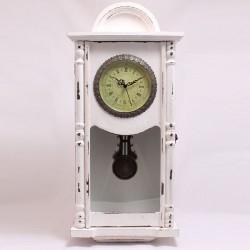 Nástěnné hodiny Replika 3153 bílé