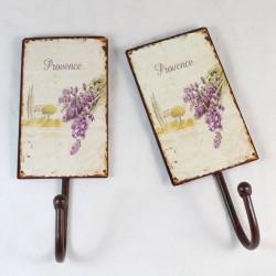 Věšák Provence - sada 2 ks